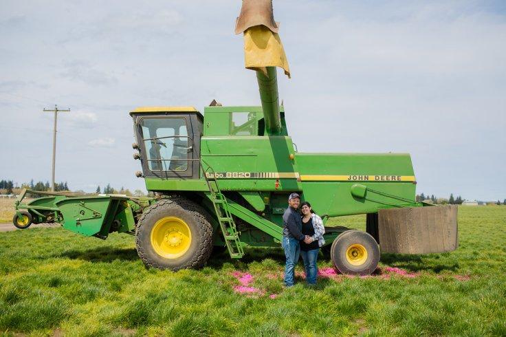 Dusty Farm Wife